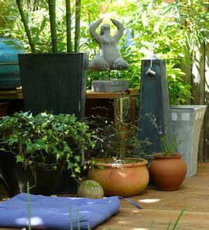 Pot De Fleur En Terre Decore by Deco Jardin Pot Home Decore Inspiration
