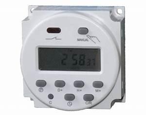 Laufzeiten Berechnen : 12 volt zeitschaltuhr 16 ampere f r elektroanlagen 618 www solarmodul photovoltaik com ~ Themetempest.com Abrechnung