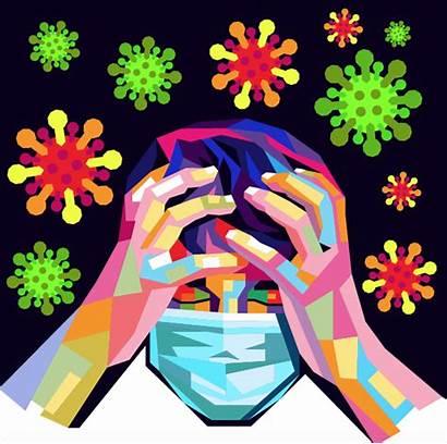 Mental Health Covid Pandemic During Corona Stress