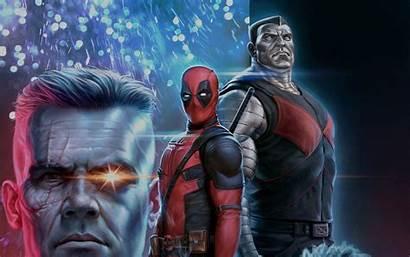Deadpool 4k Concept Wallpapers Widescreen