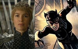 Lena Headey Expresses Interest In Playing Catwoman In DC Films