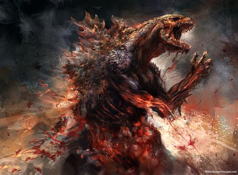 The Beast, Soon To Be Unleashed… Godzilla 2014! Mordor