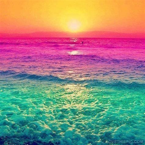 Colorful Ocean Pictures, Photos, And Images For Facebook