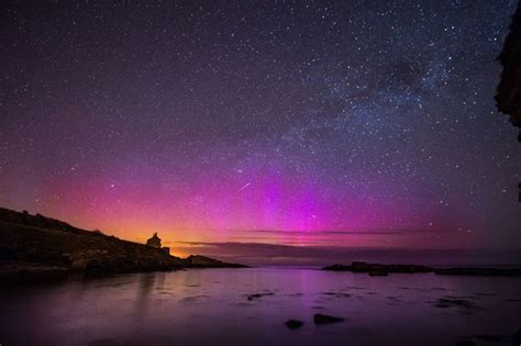 Northern Lights Above The North East Why Worth
