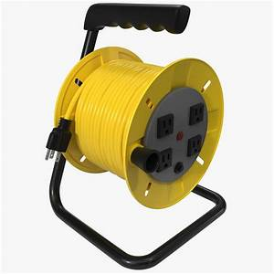 Max Extension Cord Reel 2