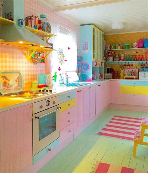 smart  retro style kitchen ideas