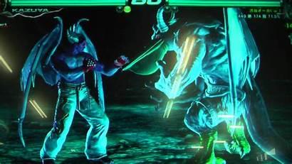 Devil Jin Tekken Tag Tournament Kazama Kazuya