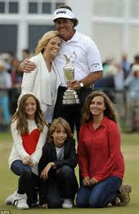 Phil Mickelson: British Open victory for the first time as ...