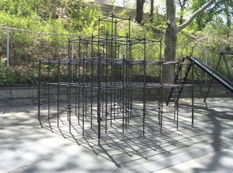 nils norman  bomb site  boutique  playground