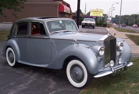 roll royce car 1950 1950 rolls royce 39 silver dawn 39 the way we were 1950 39 s