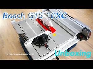 Bosch Professional Tischkreissäge : bosch gts 10 xc table saw review doovi ~ Eleganceandgraceweddings.com Haus und Dekorationen