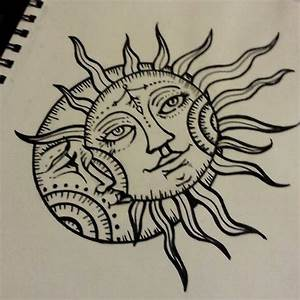 Sol Dibujo Tattoos