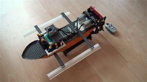 lego selber bauen lego boot ferngesteuert selber bauen
