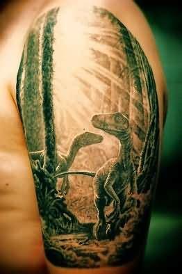 dinosaur tattoo images designs