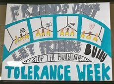 More Tolerance Week posters Gulf High School