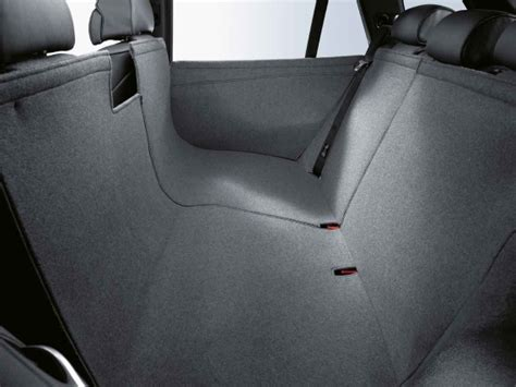 Bmw Genuine Protective Rear Back Car Seat Cover E70 X5