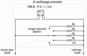 Ammeter Design