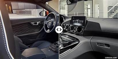 Mercedes Interior Vs Amg Jaguar Svr Gt