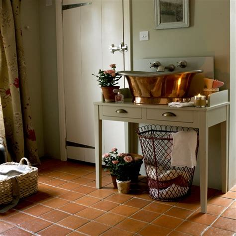 stylish flooring ideas images terracotta and