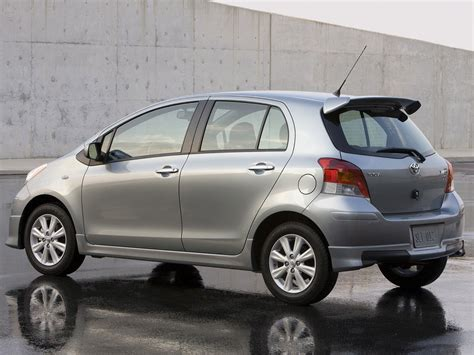 Toyota Yaris Backgrounds by Toyota Yaris S Sedan Hatchback Liftback Free 1024x768