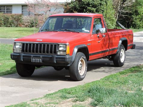 comanche jeep 2014 1986 jeep comanche specifications cargurus