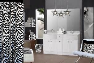 zebra print bathroom ideas zebra print bathroom decor and accessories home interiors