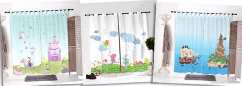 voilage chambre bébé garçon stickers muraux le decoloopio rideaux ou voilage