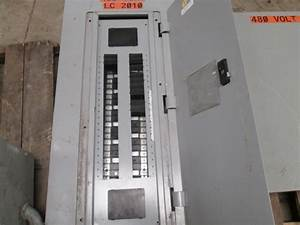 Siemens 3 Phase Electrical Enclosure Fuse Box Panel Switch