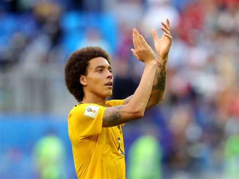 Axel Witsel Dortmund New Midfield Enforcer Introduced