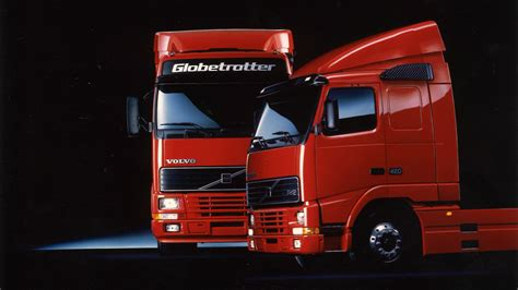 volvo fh exists  years bigtruck magazine