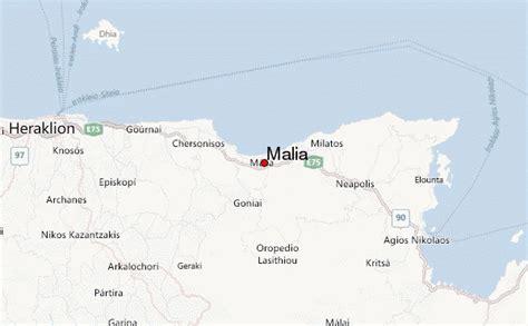 guide urbain de malia