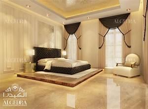 Decor Interior Design : luxury master bedroom design interior decor by algedra ~ Indierocktalk.com Haus und Dekorationen