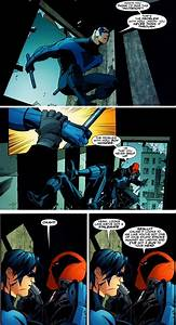 Red X Vs Nightwing | www.imgkid.com - The Image Kid Has It!