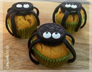 Halloween Muffins Rezepte Mit Bild : halloween muffins rezept fun food pinterest ~ Frokenaadalensverden.com Haus und Dekorationen