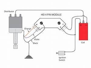 Accel Hei Distributor Wiring Diagram  1