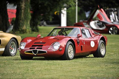 1965 Alfa Romeo Giulia Tz2 Gallery Supercarsnet