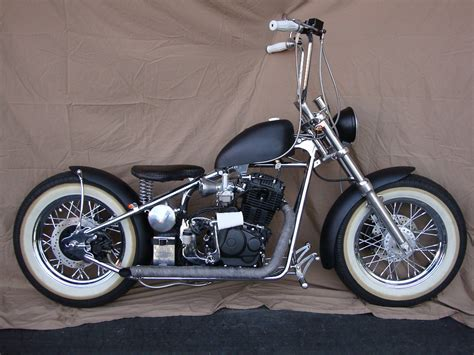 Custom Bobber Motorcycles, Kicker 5150, California