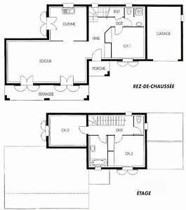 Comment Faire Un Plan De Maison : faire les plans d une maison comment dessiner le plan bien ~ Melissatoandfro.com Idées de Décoration
