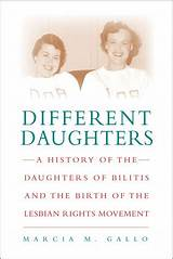 Book by daughter different lesbian mother