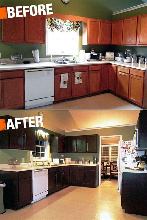 kitchen cabinet refinishing query prompts gorgeous