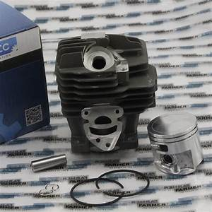 China 44 7mm Spare Parts Cylinder Piston For Stihl