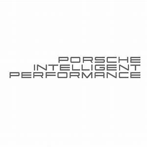 Porsche Intelligent Performance L/H Vinyl Sticker - £1 99
