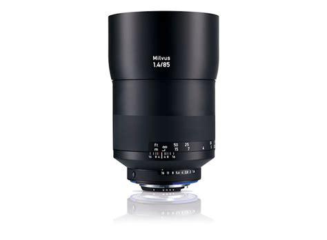 h4 len test zeiss milvus 85mm f 1 4 lens test results daily news