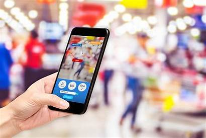 Mobile Retail App Digital Stores Study Apps