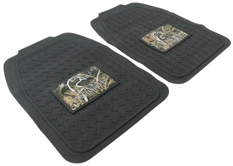 ducks unlimited max 4 floor mats ducks unlimited all weather floor mats with camouflage
