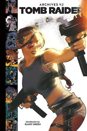 tomb raider archives volume  hc profile dark horse
