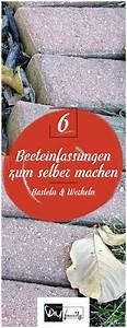 Beeteinfassung Selber Machen : beeteinfassung selber machen 6 praktische ideen basteln werkeln ~ Yasmunasinghe.com Haus und Dekorationen