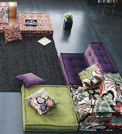 mah jong modular sofa roche bobois stylish and functional mah jong modular sofas