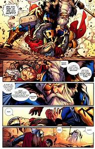 Odin vs Thanos - Batalhas - Comic Vine | Odin comics ...