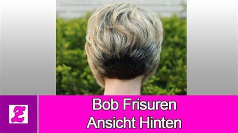 frisuren hinten beliebt bob frisuren ansicht hinten